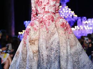 The Sense of Beauty: Gorgeous Dresses by Elie Saab. Livemaster - handmade