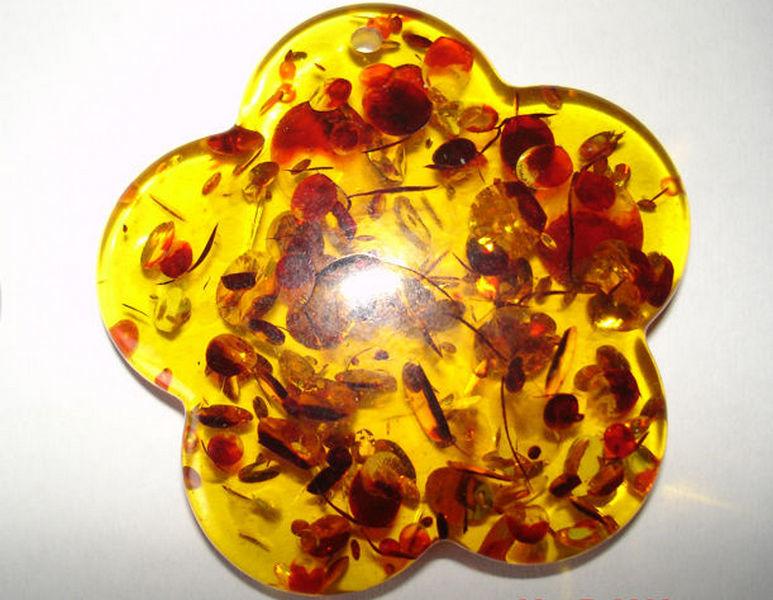 Как отличить натуральный НАСТОЯЩИЙ янтарь от искусственного, фото № 4