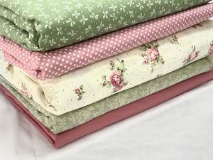 Розыгрыш! 5 метров ткани бесплатно в магазине Cotton Story!. Ярмарка Мастеров - ручная работа, handmade.