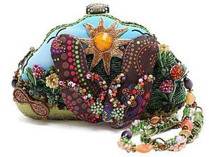 Fantastically Embroidered Handbags by Mary Frances Shaffer. Livemaster - handmade
