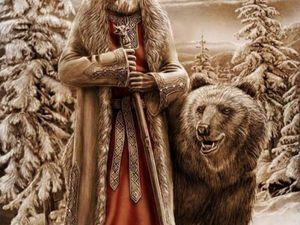 Образ медведя в славянской мифологии. Ярмарка Мастеров - ручная работа, handmade.