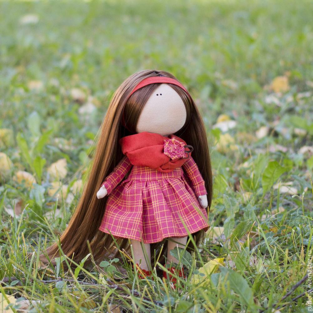 Кукла Тильда. Секреты очарования