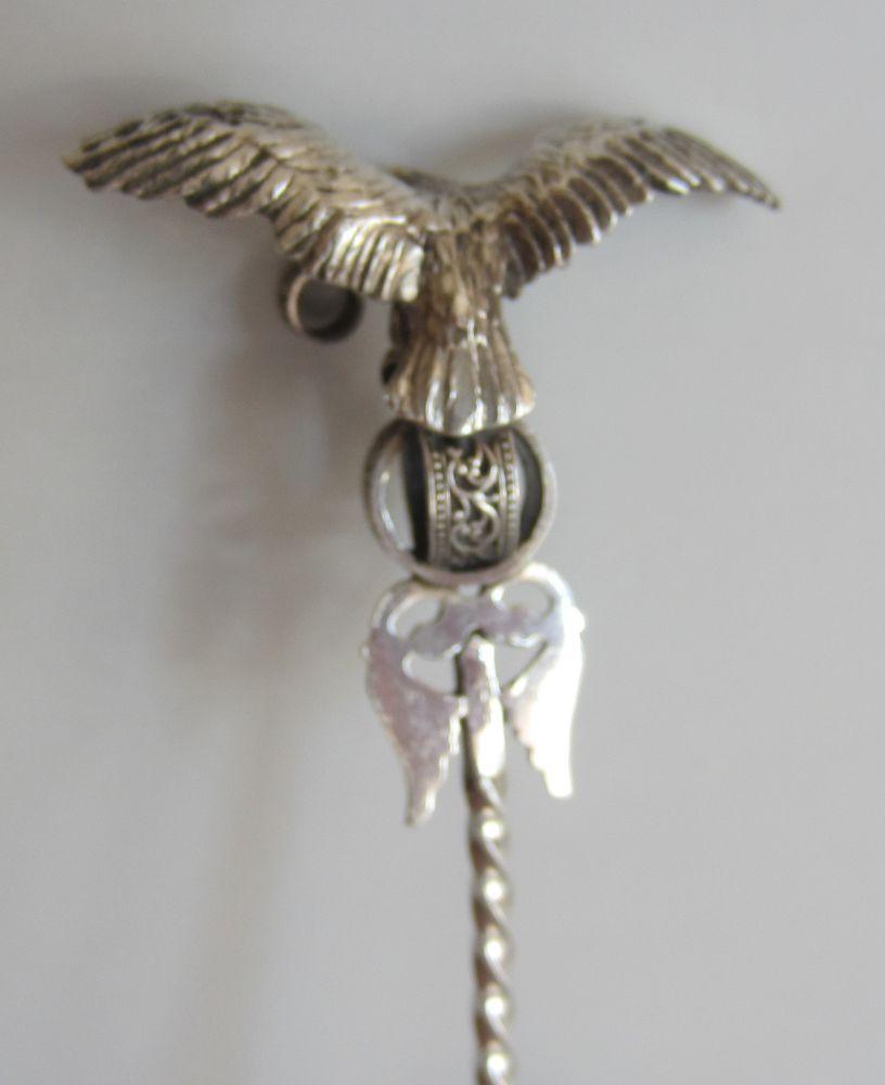 серебряная ложка, серебро 925 пробы