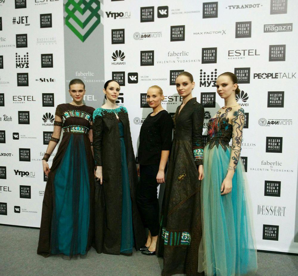 неделя моды, неделя моды в москве 2017