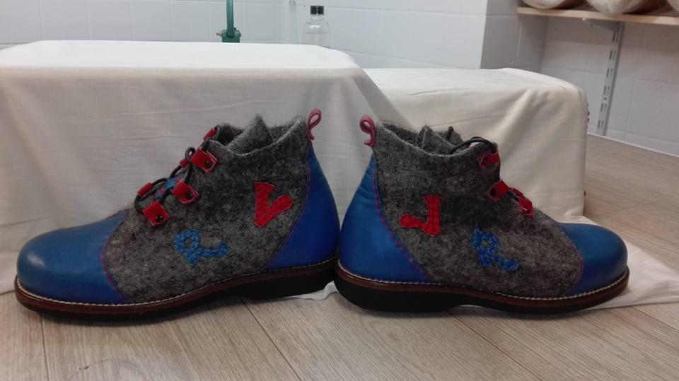 мк по валянию обуви