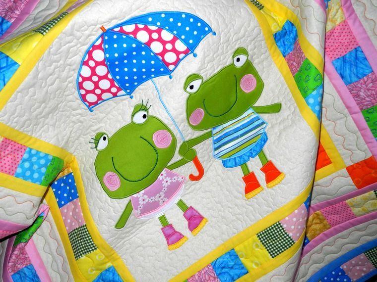 покрывало детское, пэчворк для детей, детское лоскутное одеяло