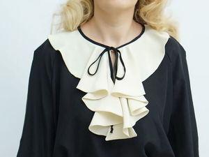 Аукцион на готовые блузки из натурального шелка!. Ярмарка Мастеров - ручная работа, handmade.