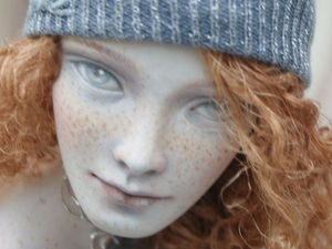 Выставка «Искусство куклы» в Гостином дворе | Ярмарка Мастеров - ручная работа, handmade
