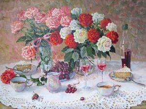 Любимые розы. Ярмарка Мастеров - ручная работа, handmade.