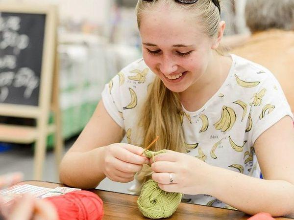 Мастер класс вязания крючком для взрослых и детей от 12 лет   Ярмарка Мастеров - ручная работа, handmade