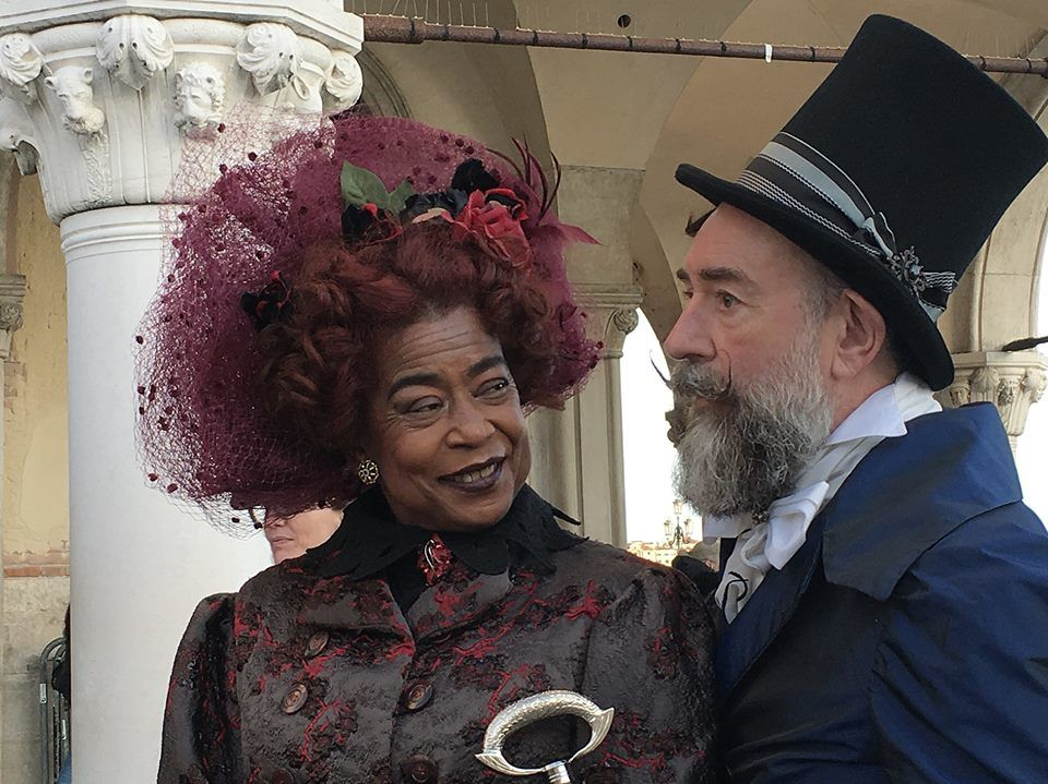 Refined, Elegant, Mystical: The Carnival of Venice, фото № 16