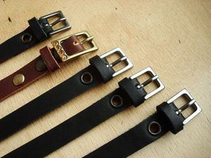 Кожаные браслеты на заказ. Ярмарка Мастеров - ручная работа, handmade.