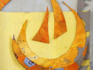 Цветоведение, отчёт о пятом занятии. | Ярмарка Мастеров - ручная работа, handmade