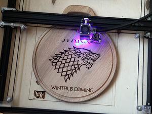 Лазерная гравировка по дереву. Ярмарка Мастеров - ручная работа, handmade.