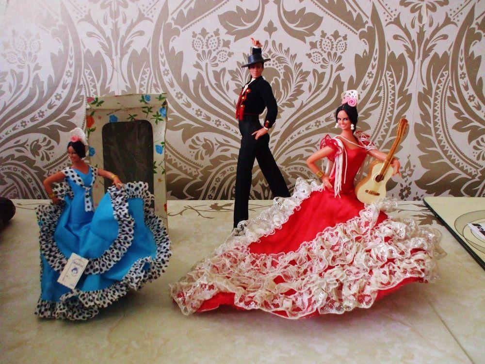 Чувственные куклы фламенко в образе Carmelita Geraghty, фото № 26