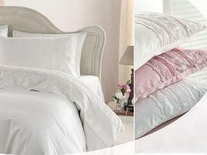 Новинка! Кружевное постельное белье