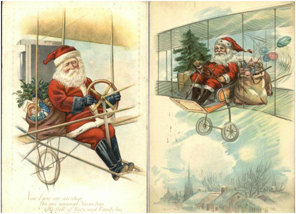 Открытку, новогодние открытки из прошлого века