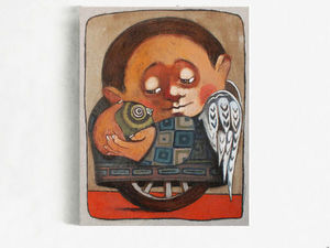 Лотерея №9 в помощь замечательному художнику Гору!. Ярмарка Мастеров - ручная работа, handmade.