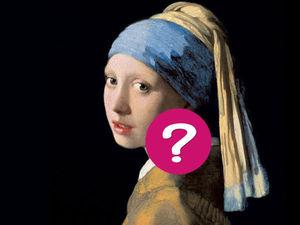 Тест: Что мы скрыли на картине?. Ярмарка Мастеров - ручная работа, handmade.