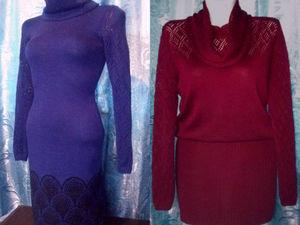 Аукцион - два платья на весну.. Ярмарка Мастеров - ручная работа, handmade.