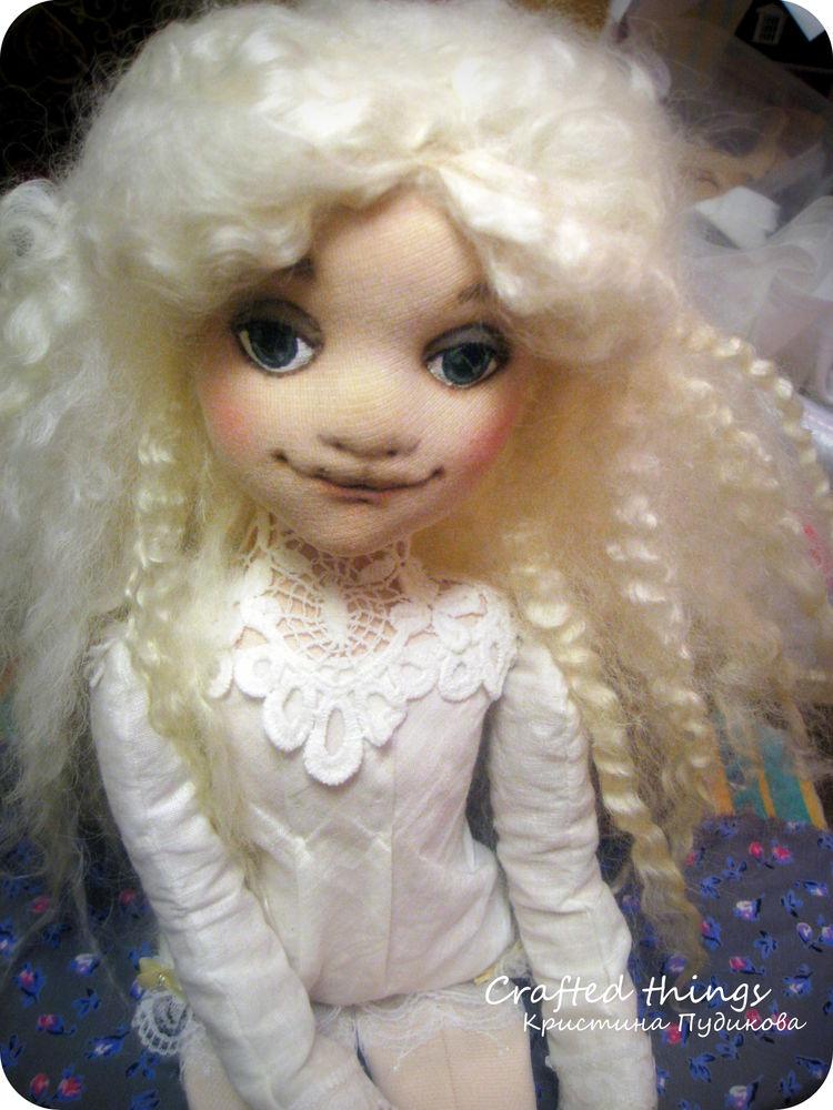 новинка, люблю кукол