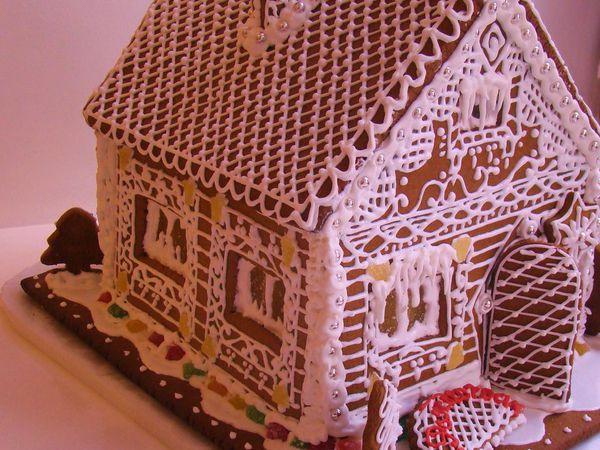 Пряники к Новому году и Рождеству | Ярмарка Мастеров - ручная работа, handmade