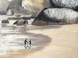 Настоящая любовь и пингвины Южной Африки. Ярмарка Мастеров - ручная работа, handmade.