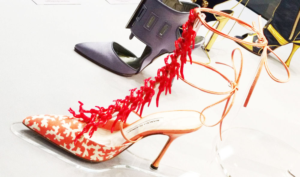 мода обувь фото