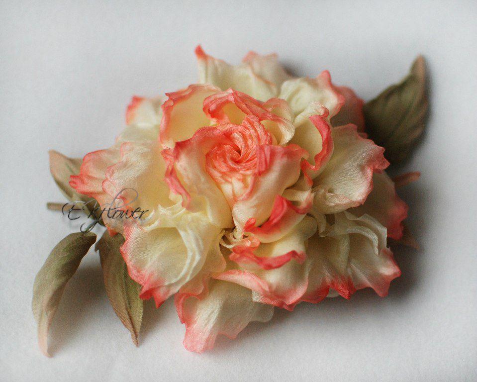 роза из шелка, шелковые цветы, обучение цветам, обучение цветы, мастер-класс по цветам, сомебана