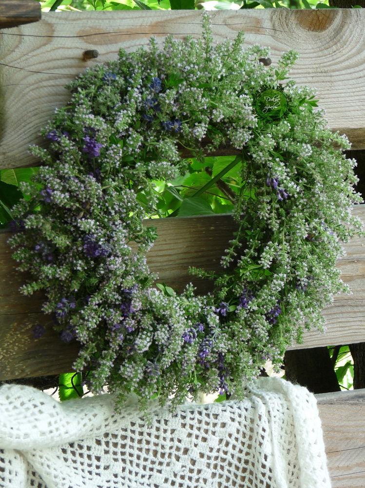 цветы, дача, дикие травы на заказ