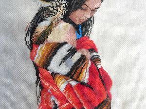 Иногда вышиваю)) | Ярмарка Мастеров - ручная работа, handmade