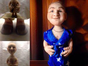 Мужчина -талисман в подарок | Ярмарка Мастеров - ручная работа, handmade