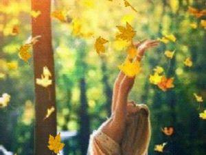 Осенний листопад. Торги- Аукцион. Ярмарка Мастеров - ручная работа, handmade.