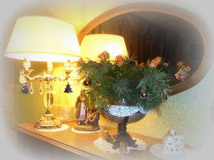 Розы  в Старый Новый год....... | Ярмарка Мастеров - ручная работа, handmade