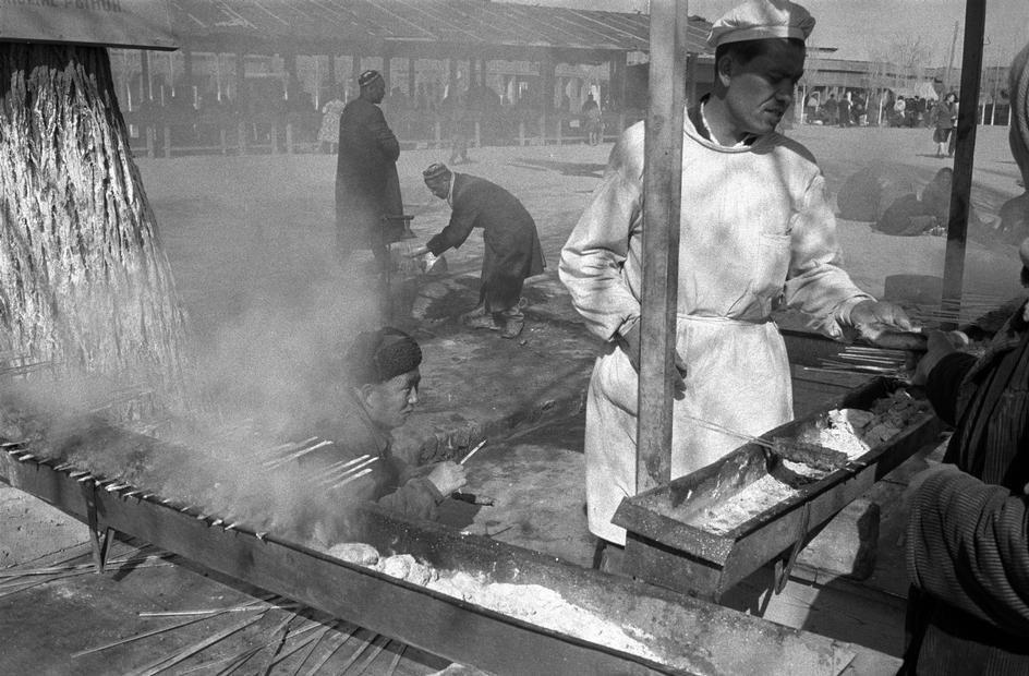 Lessing13 Москва 1958 года в фотографиях Эриха Лессинга