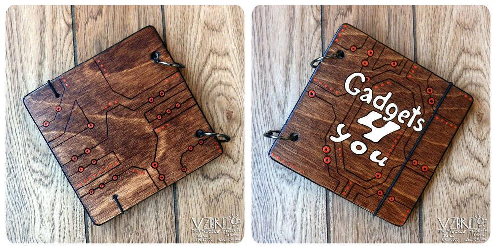 взбрело, авторские блокноты, деревянный скетчбук, с деревянной обложкой, выжигание, блокноты ручной работы