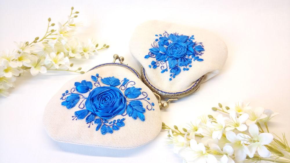 синии розы, косметички