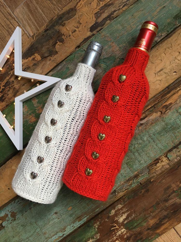 свитер на бутылку