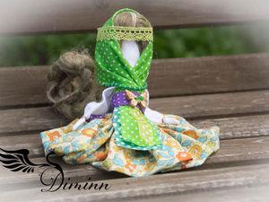 Создаем семейную куклу «Берегинюшка». Ярмарка Мастеров - ручная работа, handmade.