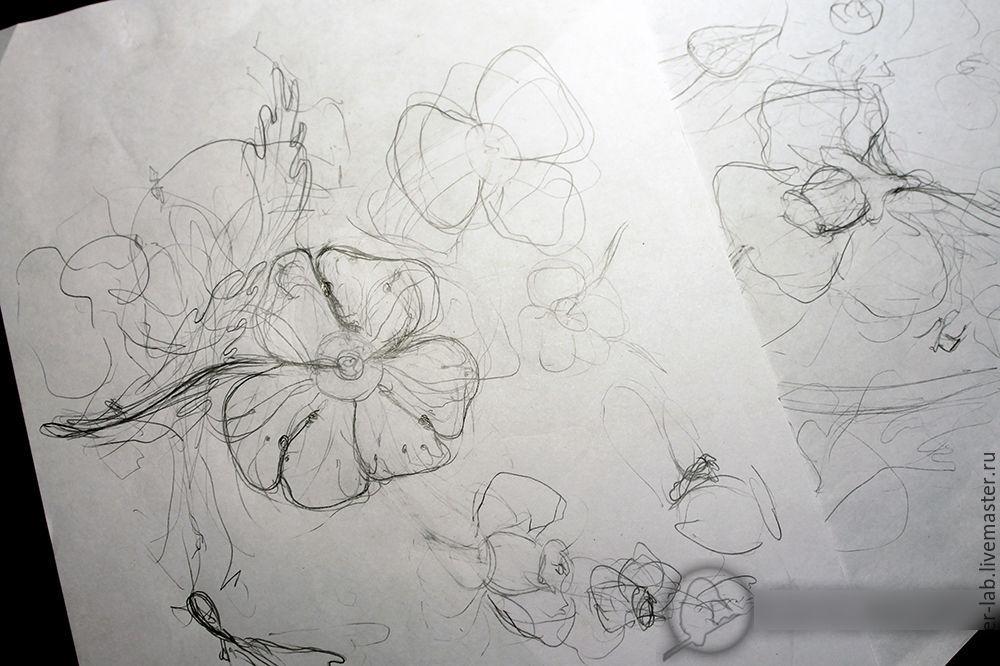 Колье «Элли»: процесс создания. Часть первая, фото № 1