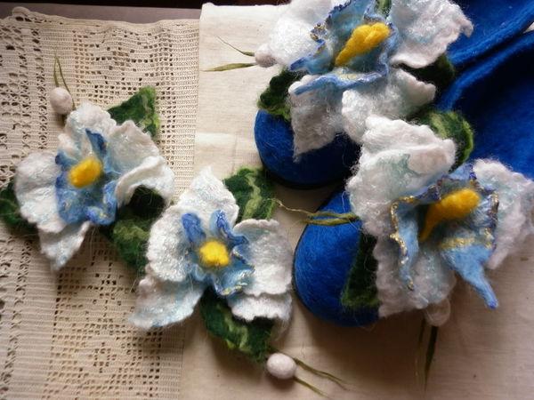 Тапочки для Светланы | Ярмарка Мастеров - ручная работа, handmade
