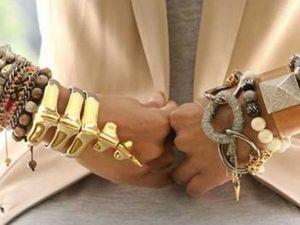 Браслет — история и символика ювелирного украшения. Ярмарка Мастеров - ручная работа, handmade.