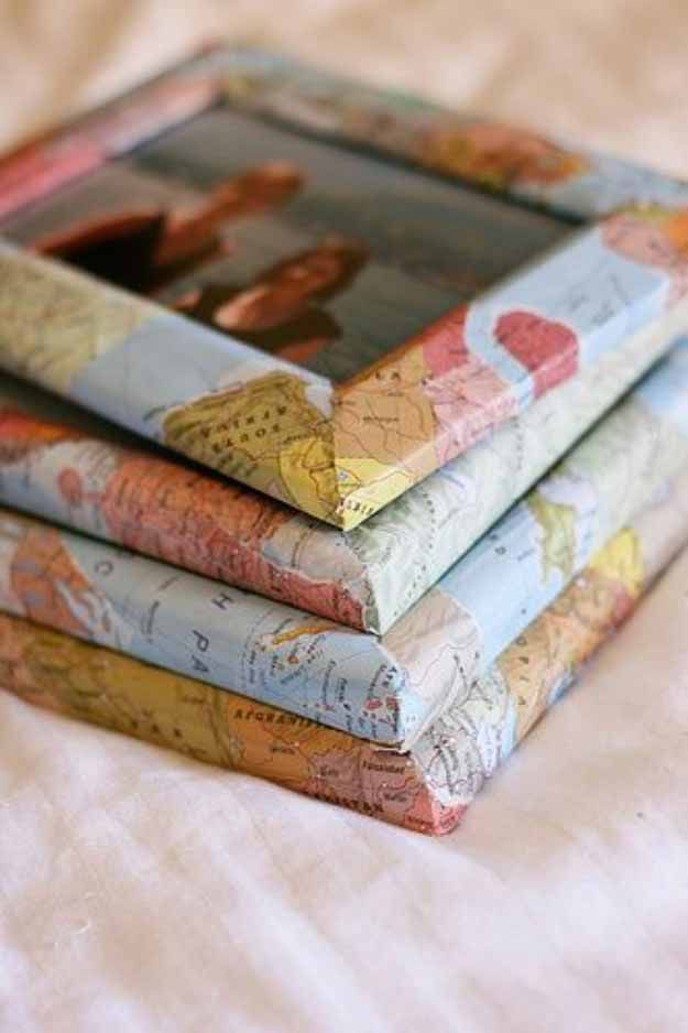 decoupage with your hands