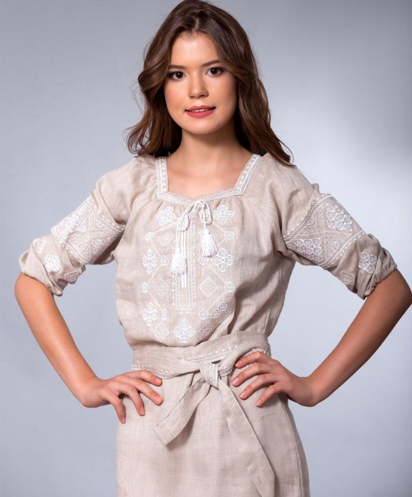 славянский стиль, женщине