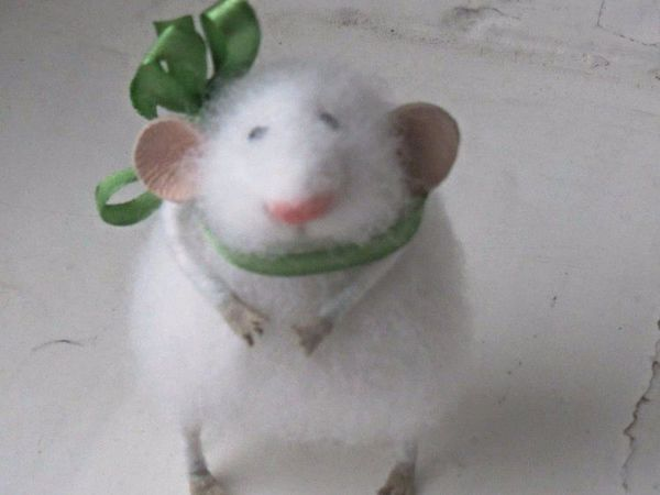 Аукцион на мышонка! | Ярмарка Мастеров - ручная работа, handmade