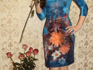 Пошив платья за 2500 руб.!!!. Ярмарка Мастеров - ручная работа, handmade.