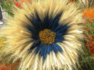 Завораживающий декор с участием колосьев пшеницы. Ярмарка Мастеров - ручная работа, handmade.