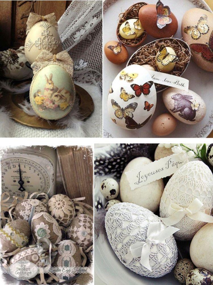 пасхальный декор, декорирование handmade
