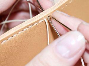 Почему ручной шов, а не машинная строчка?. Ярмарка Мастеров - ручная работа, handmade.