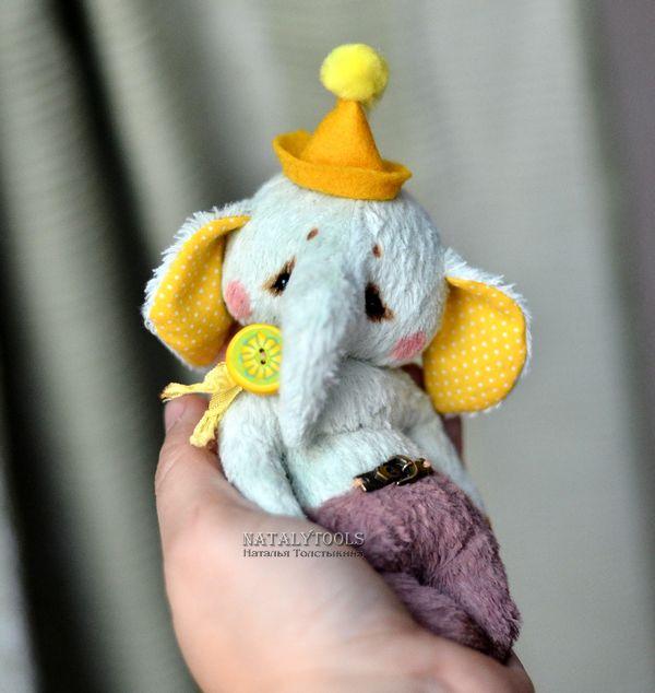 тедди, слон, карамель